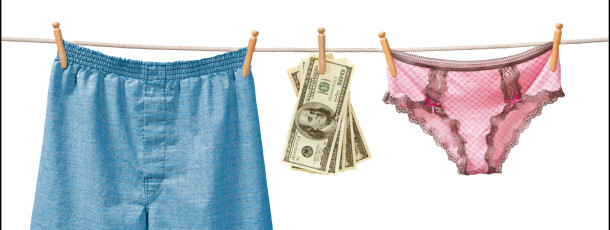 Get Naked: Stripping Down to Money & Marriage